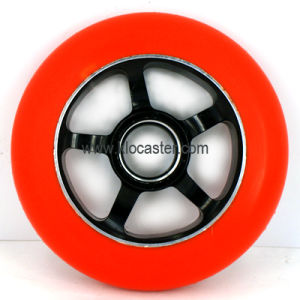 5 Spokes Metal Scooter Wheel