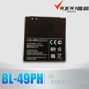 Battery for LG Bl-49pH /Mobile Phone BatteryF120 F120L F120K F120H F120S pictures & photos