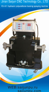 Hydraulic Polyurethane Foaming Machine Fd-511 for Building Indulation pictures & photos