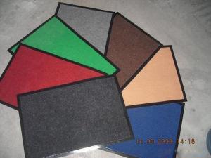 PVC/Polyester Door Mat (XT)