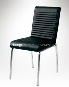 New Design Modern PU Leather Dining Chair pictures & photos
