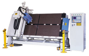 Model DRX-2412T Slanting CNC Carving Machine with Cutters Replaced Automatically pictures & photos