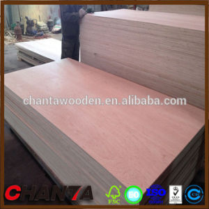 Mahogany Veneer Plywood with Best Price From Chanta pictures & photos