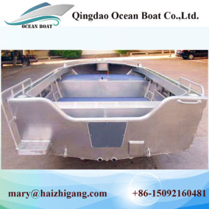 4.2m Small Aluminum Craft Fishing Boat for Sale pictures & photos