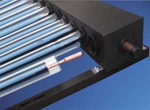 Heat Pipe Type Solar Collector (AKH-30/58)