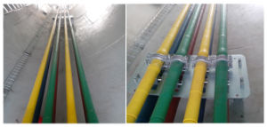 1kv Full Insulated Enclosed E-Pipe Busbar pictures & photos