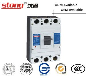 Stong Stm1-400A 630A Moulded Case Circuit Breaker MCCB with Paremeters pictures & photos
