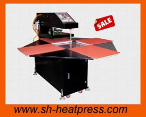 Automatic Four Station Heat Press Machine (CY-B) pictures & photos