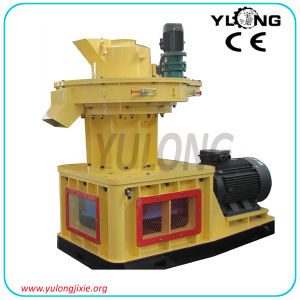 1 Ton/Hour Vertical Ring Die Type Wood Pellet Mill pictures & photos
