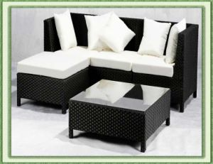 Outdoor Furniture - Rattan Dining Set (YLX-R0041D)