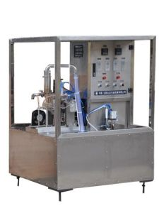 Small Type Gable Top Carton Filling Machines (BW-500) pictures & photos