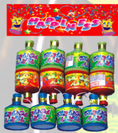 Colourful Papers Party Popper Toy Fireworks pictures & photos