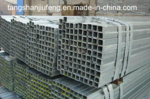 Hot Sale! Galvanized Square Steel Pipe pictures & photos