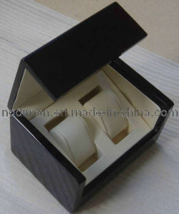 Smart Glossy Wooden Watch Packaging Box (NW8) pictures & photos