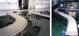 Plastic Chain Belt Conveyor/Conveyor Belt Module pictures & photos