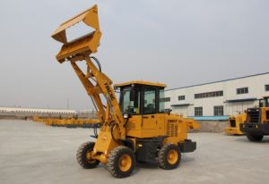 1 Ton Front Wheel Loader (YN917) pictures & photos