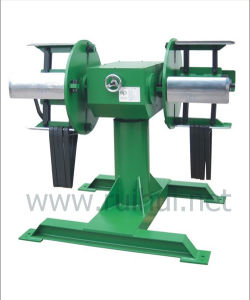 Double Uncoiler Use in Press Machine to Making Household Appliances Manufacturers pictures & photos