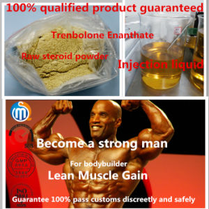 99% Purity Raw Steroid Powder Injectable Muscle Building Steroid 100mg/Ml Concentration Trenaject 100 Trenbolone Enanthate pictures & photos