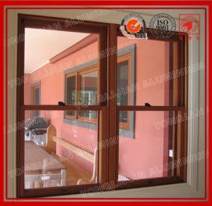 Aluminum Vertical Sliding Sash Windows pictures & photos