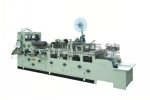 Full Automatic Multi-Functional Envelope Flap Tape Gumming & Forming Machine (ZNZT-808)