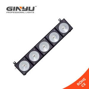 New Items 5X10W LED RGB Matrix Bar Light 3in1