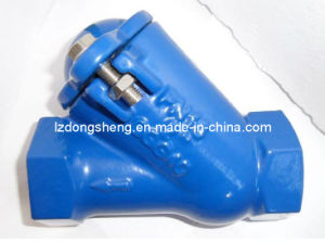 Cast Iron Threaded End Ball Check Valve pictures & photos