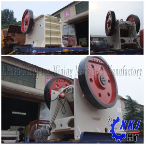 2014 China Leading Jaw Crusher 250X400 Low Price pictures & photos