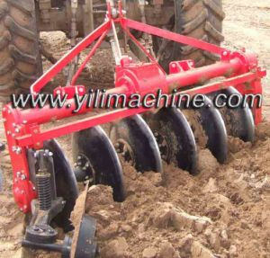 High Standard Rotary Driven Disc Plough pictures & photos
