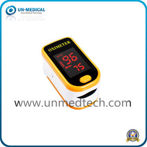 Promotion- Cheap Fingertip Pulse Oximeter for Children/Different Colors pictures & photos