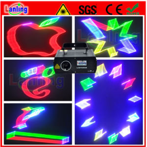 RGB 3D Laser Light Projector pictures & photos