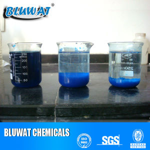 Blue Color Dyes Wastewater Color Removal Chemicals