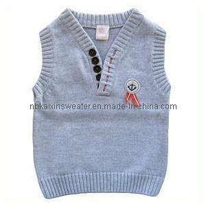 Boy Infant Plain Vest (KX-B13)