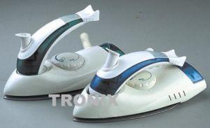 Travel Steam Iron, Dual Voltage Travel Iron, Foldable Mini Iron, CE, GS, RoHS (ETA-100)