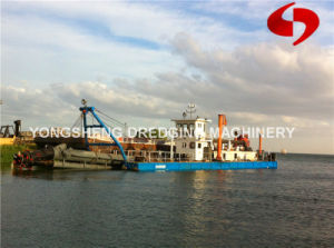 China Sand Dredger Factory pictures & photos