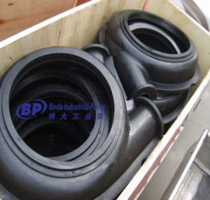 Rubber Lined Slurry Pump Bhr pictures & photos