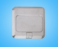 Floor Socket Box Cover (Stainless Steel) (HLD-4)