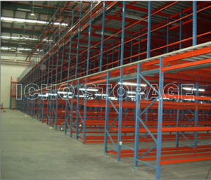 Teardrop Heavy Duty Warehouse Steel Metal Pallet Racking System pictures & photos