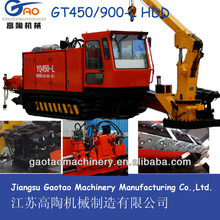 Gas/Water/Oil Pipe Laying Horizontal Directional Drilling Machine 450kn pictures & photos