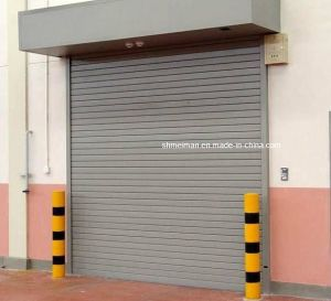 Rolling Shutter Door -9 / CE Certifed pictures & photos