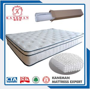 Bedroom Furniture Vacuum Packing Pocket Spring Mattress pictures & photos