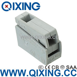 Electrical Push Wire Crimp Connector Spade Connector pictures & photos