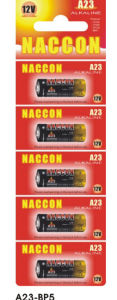 Alkaline Batteries of A23 pictures & photos