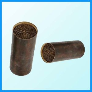 Honeycomb Metal Three-Way Catalytic Converter for Motorcycle