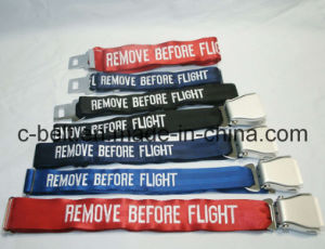 Remove Before Flight Airway Belt (WHWB-0012)