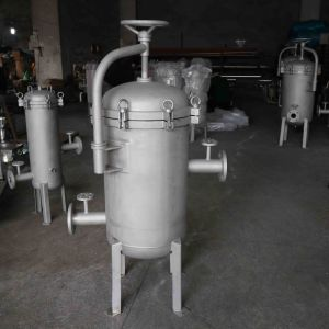 Stainless Steel Sanitary Cartridge Water Filter Housing for Water Treatment pictures & photos