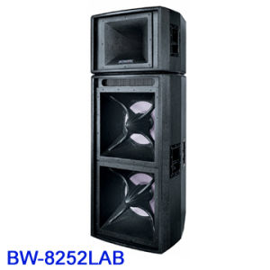 New Model Professional Three Way Speaker (BW-8252LAB) pictures & photos