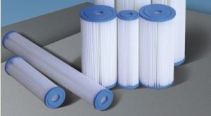 High Water Flow Pleated Filer Cartridge (water filter, water purification) pictures & photos
