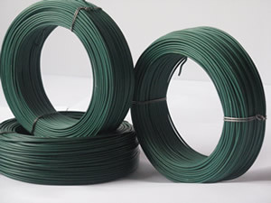 China Supplier of PVC Coated Wire Hot Sale pictures & photos