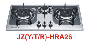 Three Burner Hob (HRA26)