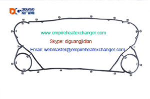 Replace Parts Plates Gasket Plate Heat Exchanger for Funke